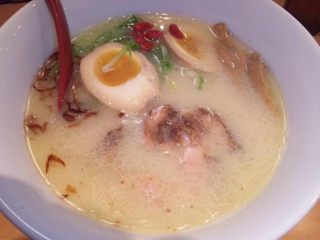 17時10分麺匠喜楽々 (埼玉県川口市)